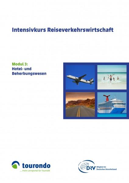 Intensivkurs Reiseverkehrswirtschaft: Modul 3