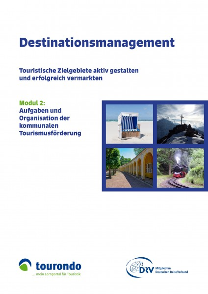 Destinationsmanagement: Modul 2