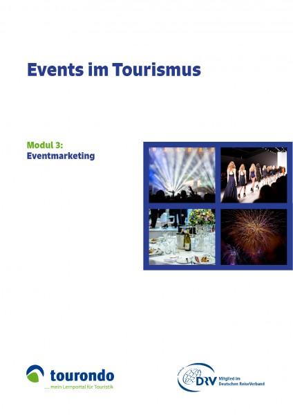 Events im Tourismus: Modul 3