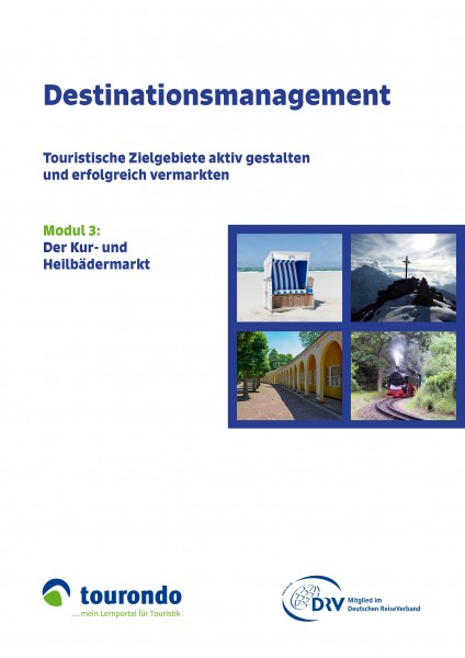 Destinationsmanagement: Modul 3