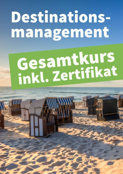 Destinationsmanagement: Gesamtkurs