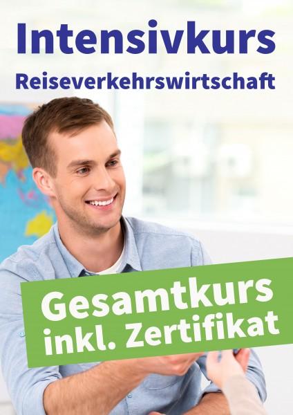 Intensivkurs Reiseverkehrswirtschaft: Gesamtkurs für TSS